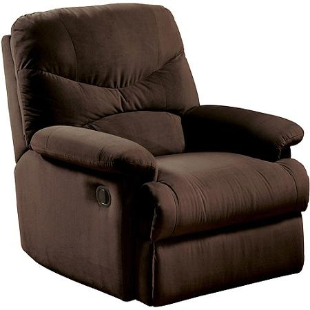 Sillon Reclinable Oakwood Chocolate Varios Colores