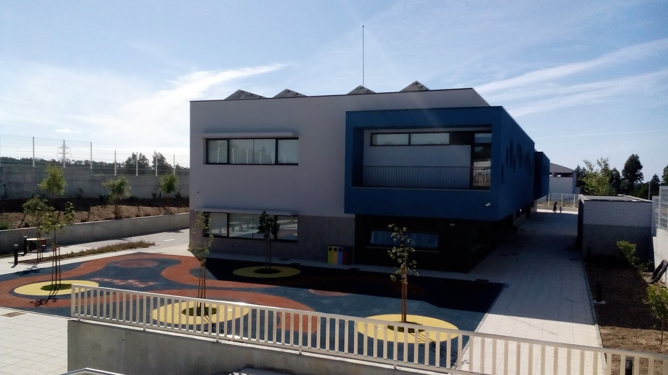 Centro Escolar da Barreira