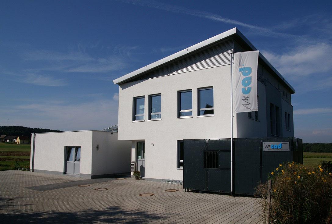 2008 - Umzug in neues Bürogebäude, Firmensitz: Handwerkerring 8