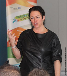 Catherine Privé, Alia Conseil
