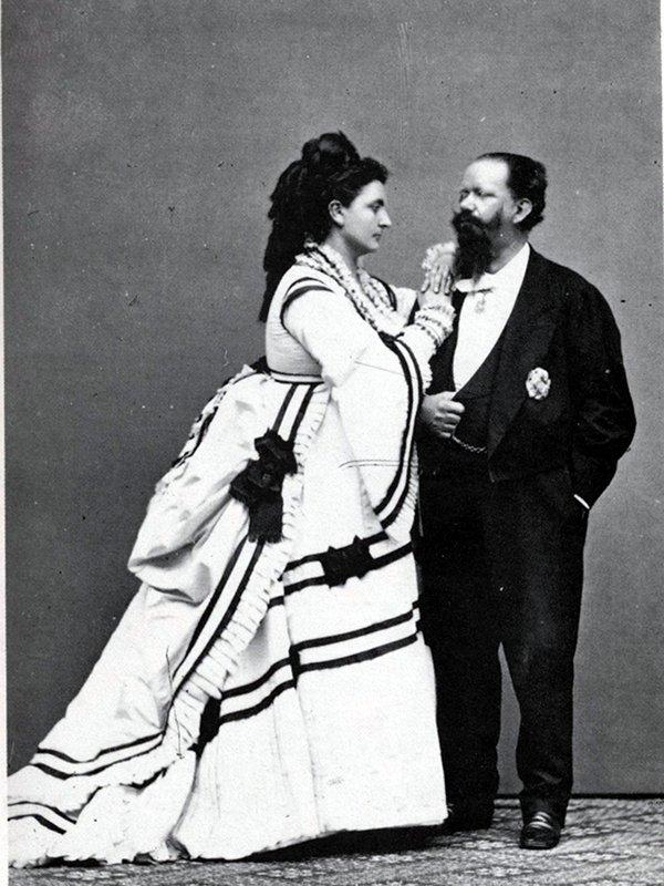 ROSA VERCELLANA E RE VITTORIO EMANUELE II