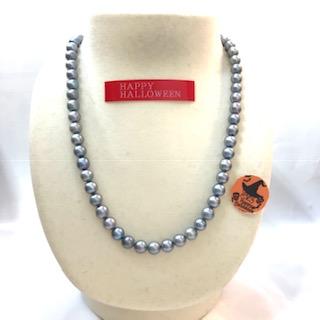 黒真珠・アコヤ真珠グレー系