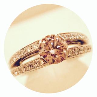 アーガイル ピンクダイヤモンド