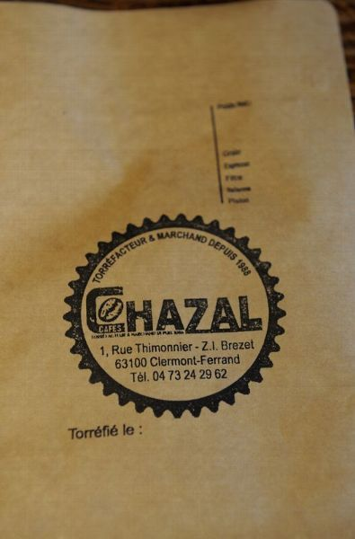 Chazal Cafés : torrefacteur et marchand