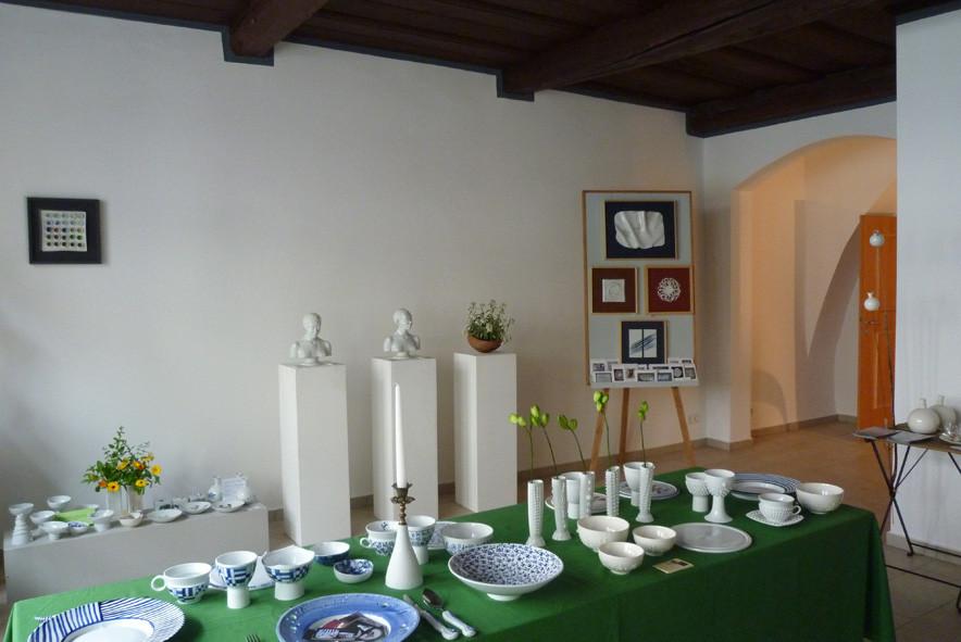 Einblick in die Ausstellung 1