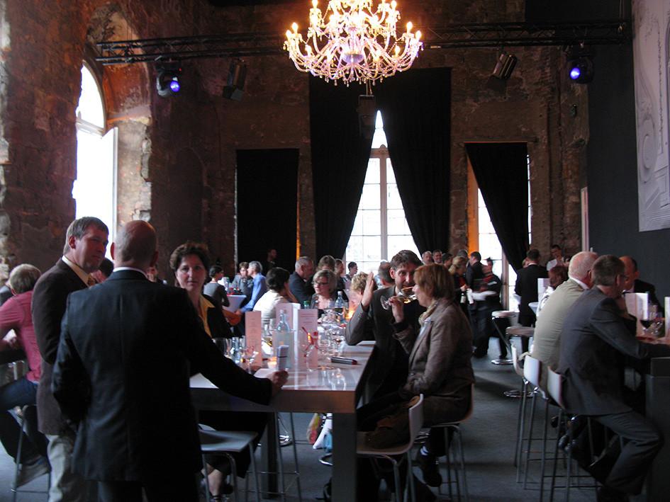 7. Mai 2013, Preisverleihung im Kurländer Palais Dresden.