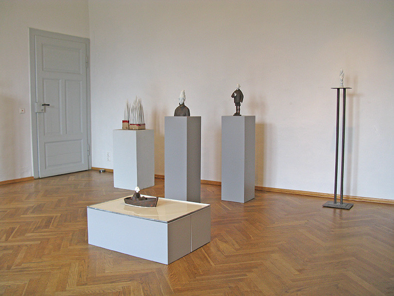 Im grossen Saal: Werke von Else Gold, Olaf Stoy und Ulrich Eißner