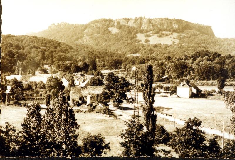 Le Rocher de Chastel-Marlhac