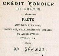 Refus du Crédit Foncier