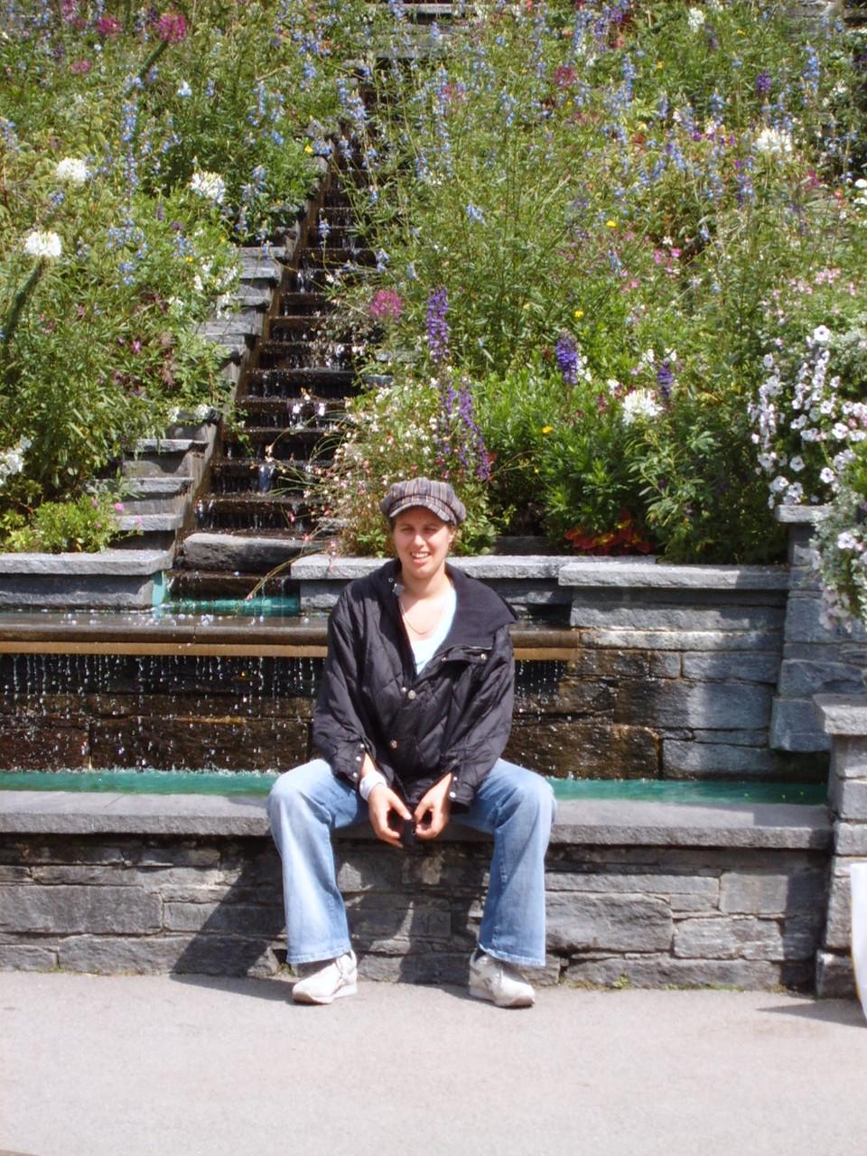 Helena Bucher, die Gartenberaterin, hilft und unterstützt bei Fragen