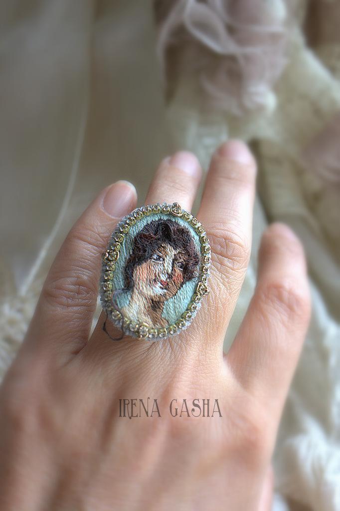 """Ring""""Frédérique"""""""