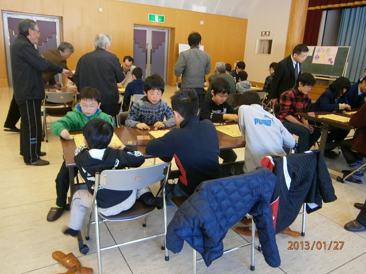 はじめての大会がうれしくて楽しくて。こうやって将棋を好きになってくれる子って多いんですよね。