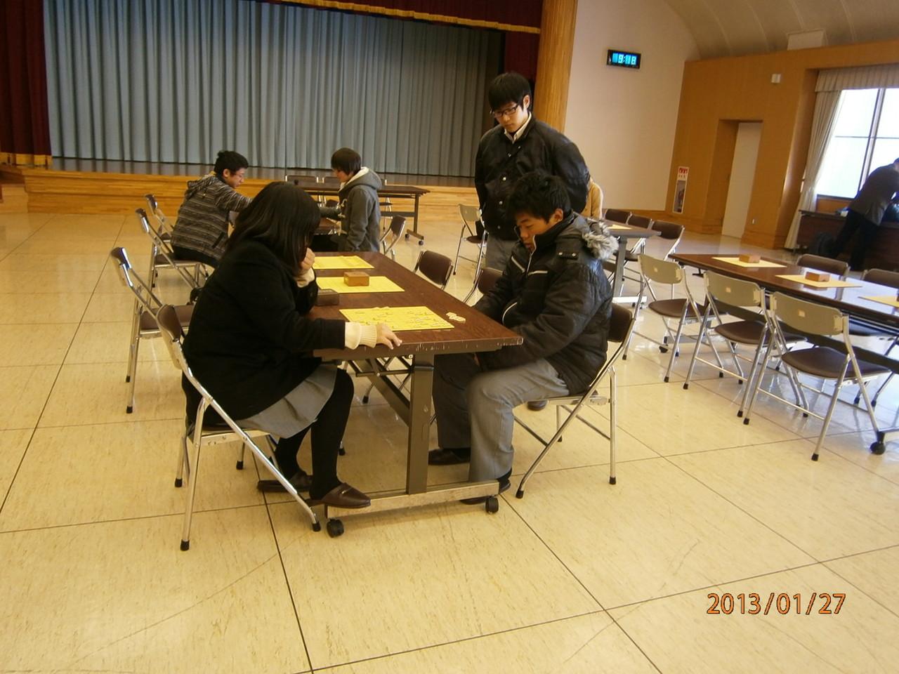 軽井沢高校からは5名の参加者がありました。