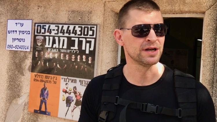 Unser KRAV MAGA Training, das wir in Berlin unterrichten, wurde in Israel über viel Jahre hinweg erworben