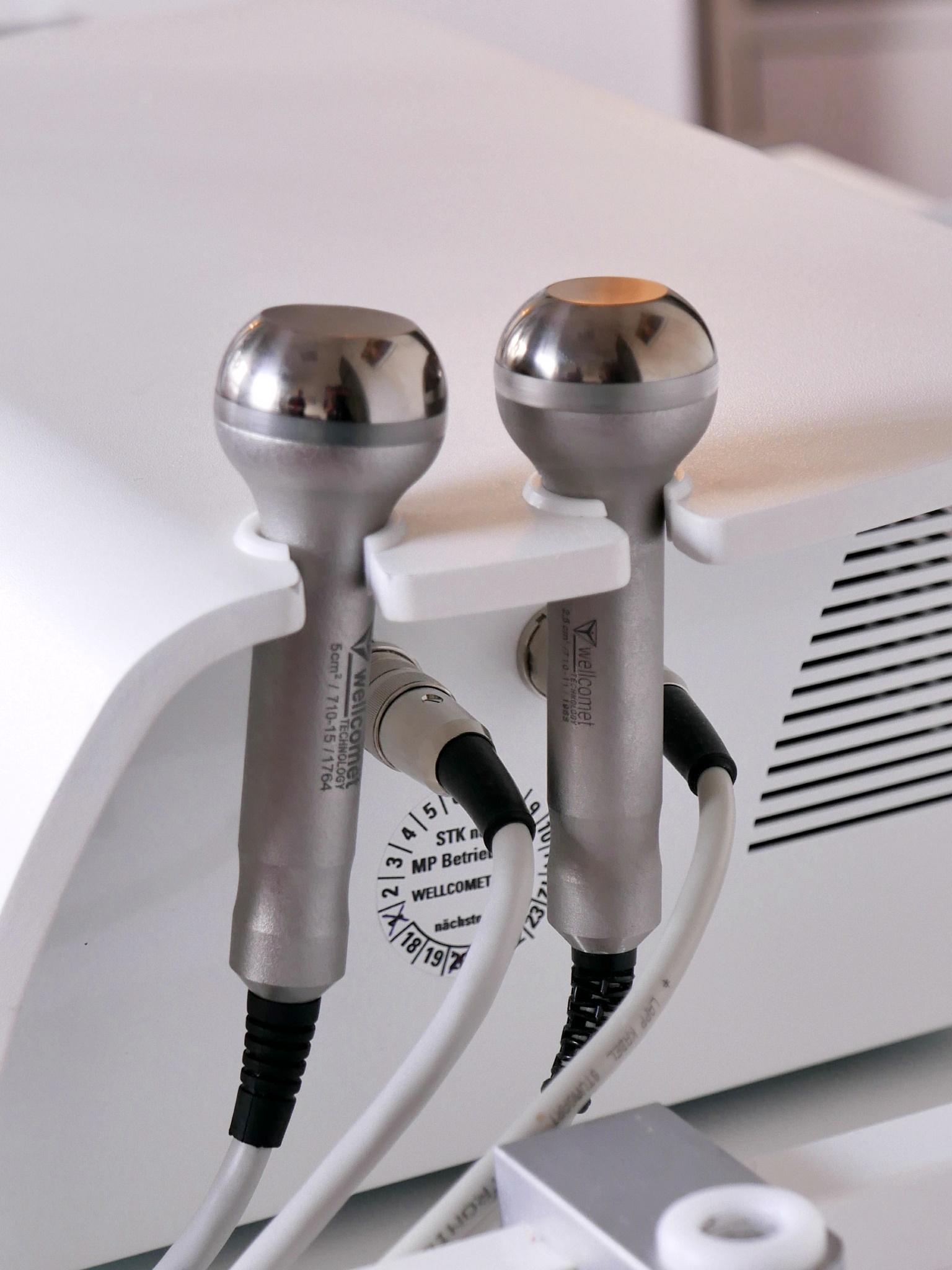 Ultraschall Behandlungsköpfe