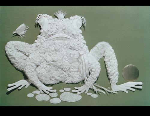 Froschkönig, 20 x 13, CHF 3'800.-