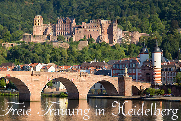 Freie Trauung Heidelberg