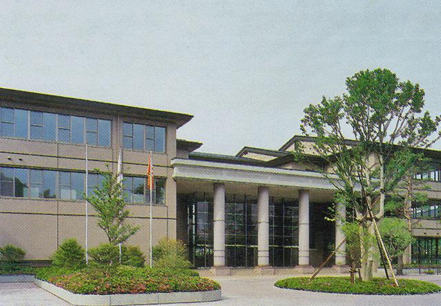 須坂病院付属看護専門学校校舎