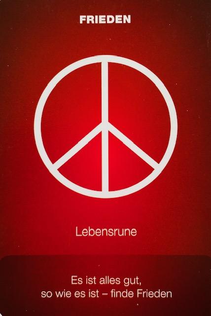 Im Frieden & in Harmonie