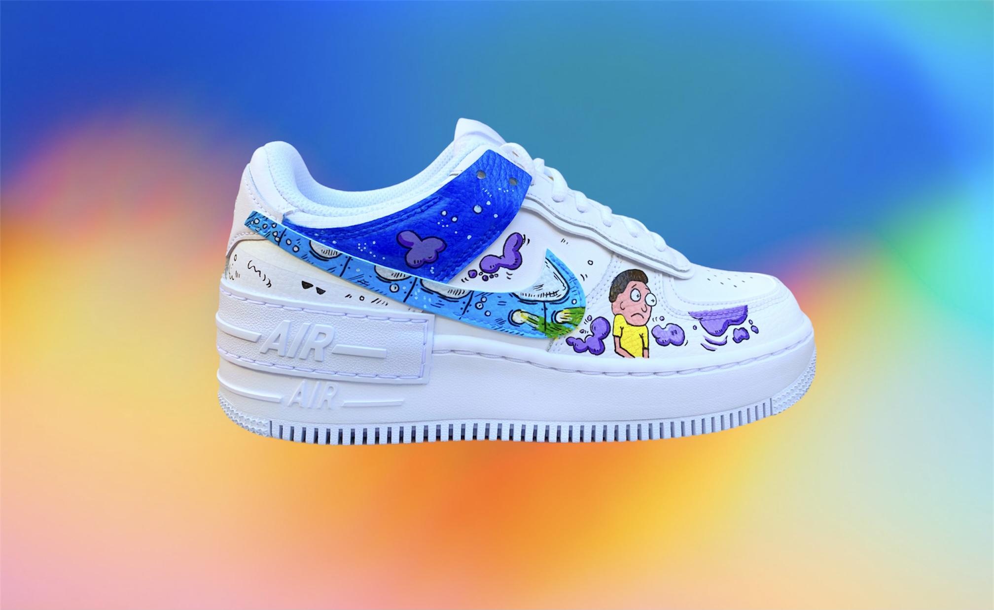 Les sneakers commandées dernièrement par les clients !