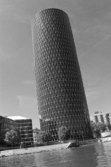 """""""Der gläserne Turm"""" (1 x 60 x 80cm)"""