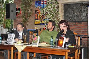 Lesung in Chemnitz, 16.10.2010