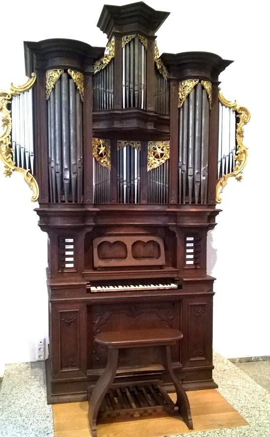 """Besuch bei der von Klais restaurierten """"Dornröschen-Orgel"""" in Köln-Rondorf"""