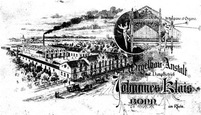 Klais-Orgel, Hl. Dreifaltigkeit, Orgelförderverein