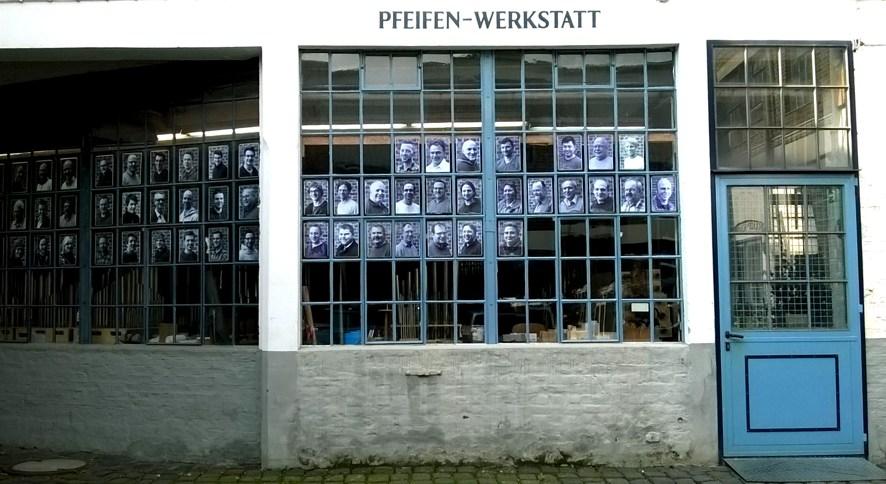 Werkstattbesuch bei Klais in Bonn