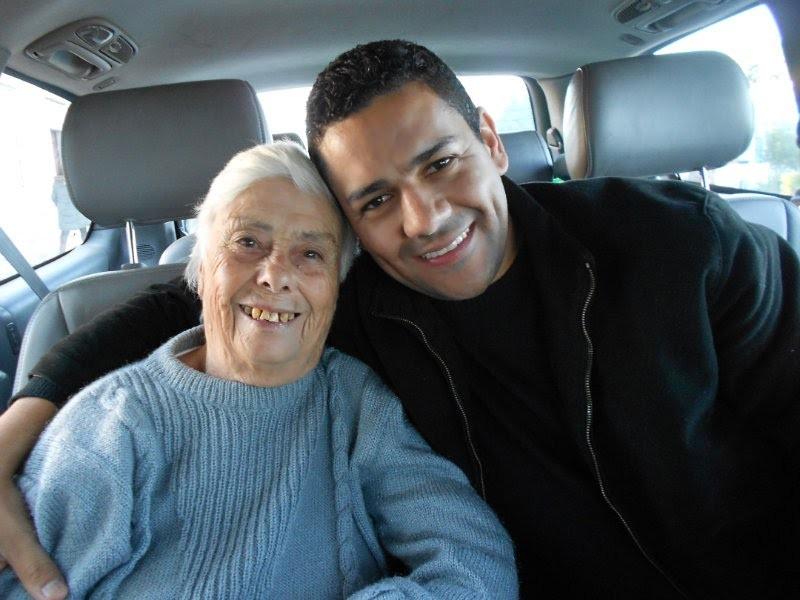 Ovelha Luzitana de 89 anos...