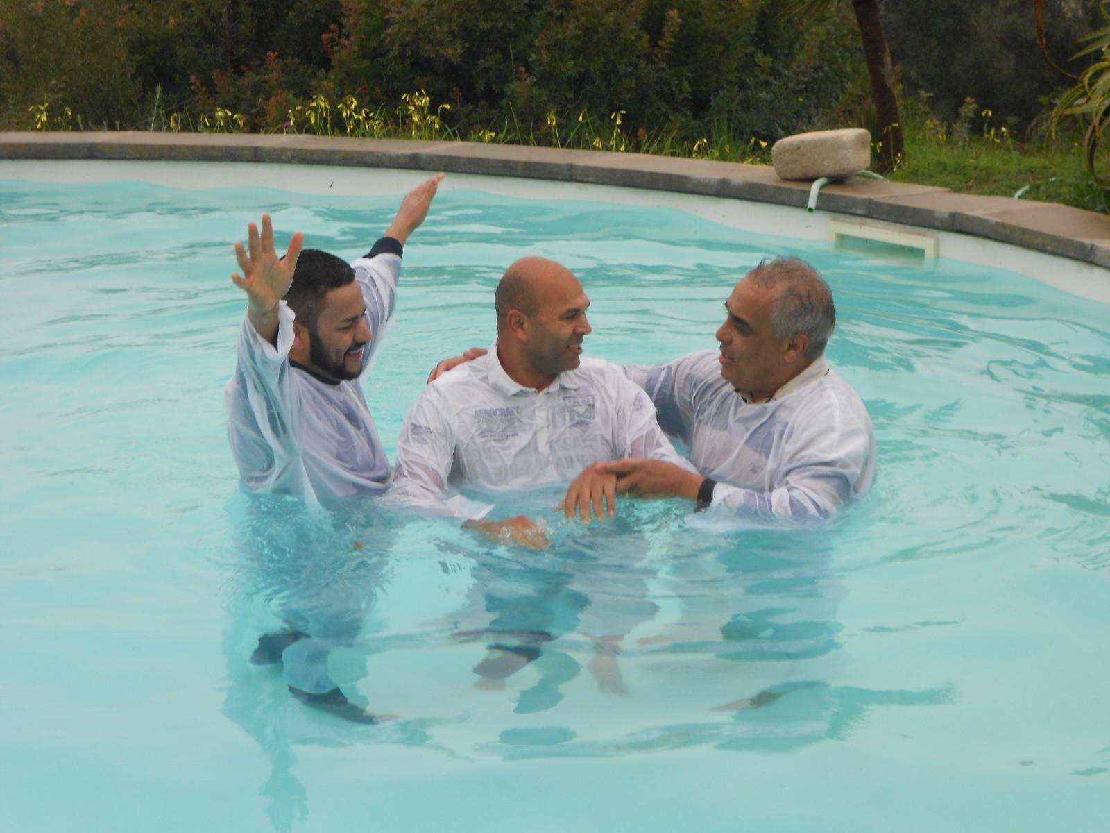 Um só Senhor, uma só fé, um só batismo; Efésios 4:5
