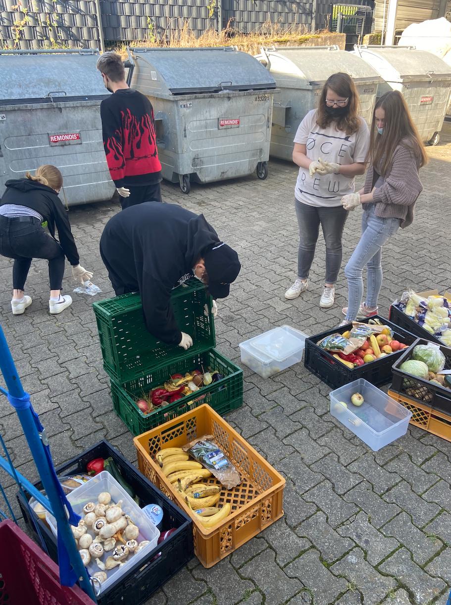 """BNE- Aktionstage Rheinland-Pfalz """"Umwelt braucht Bildung"""""""