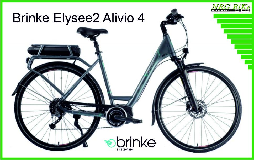 NRG BIKE Bolzano - biciclette elettriche Brinke