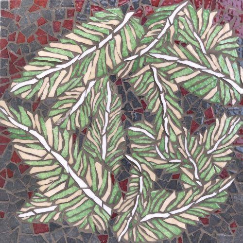 mosaïque décorative