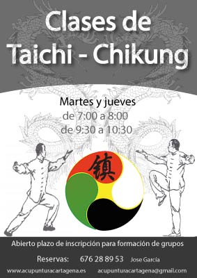 Clases de Taichi - Chikung