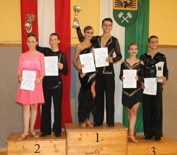 Junioren II Latein B - Alexander Lauda/Julia Trepa - TSC Aktiv
