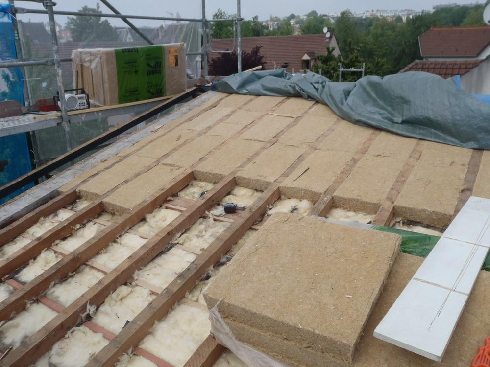 Contre chevronnage inutile car toiture récente