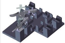 組立冶具 - マシニングセンタ加工品、アセンブリ