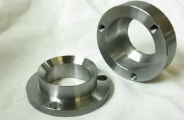 ハメアイ金具 - 旋盤加工品