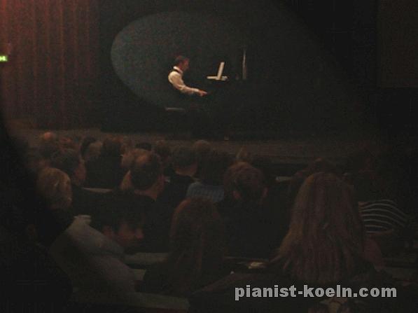 Konzert in der Universität Köln