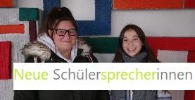 Schülersprecherinnen gewählt