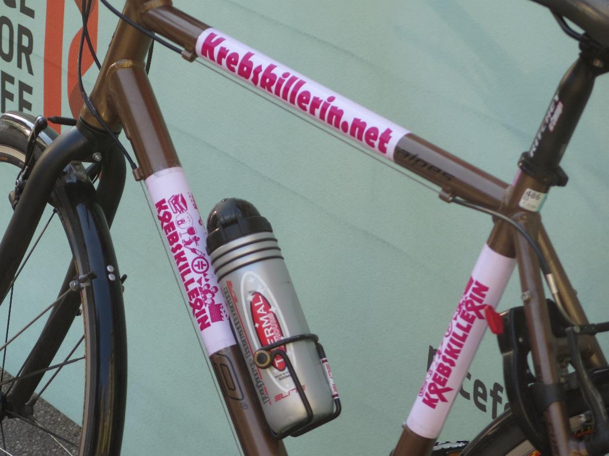 Unser Race-Bike