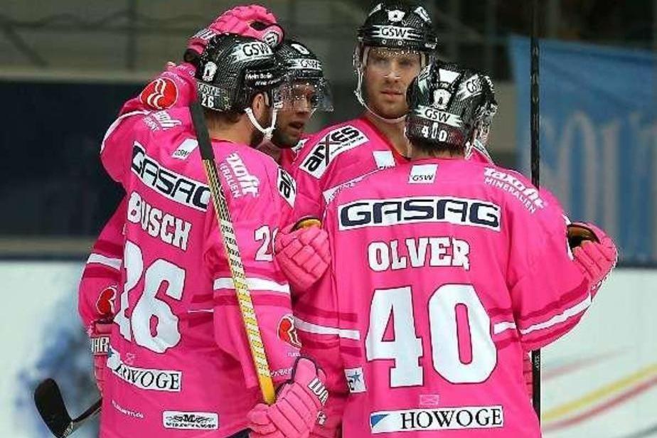 2013: Florian Busch, Barry Tallackson und Darin Olver