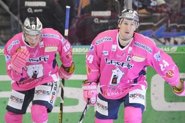 2012: T.J. Mulock und Kapitän André Rankel