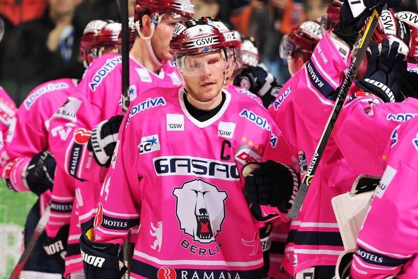 2011: Kapitän Stefan Ustorf und die Bären auf dem Eis