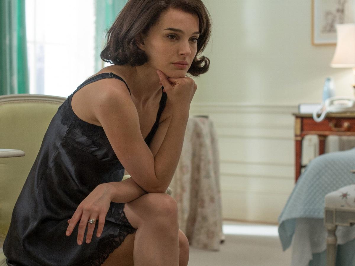 Natalie Portman - Jackie - Die First Lady (USA/Chile/Frankreich, 2016)