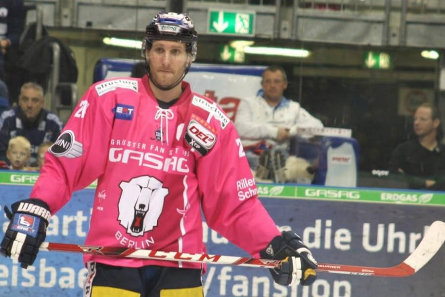 Mannschaftskapitän André Rankel