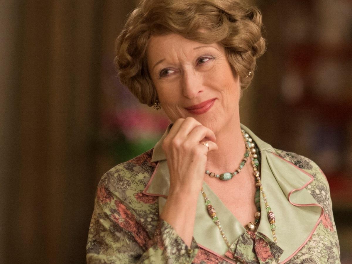 Meryl Streep - Florence Foster Jenkins (UK/Frankreich, 2016)
