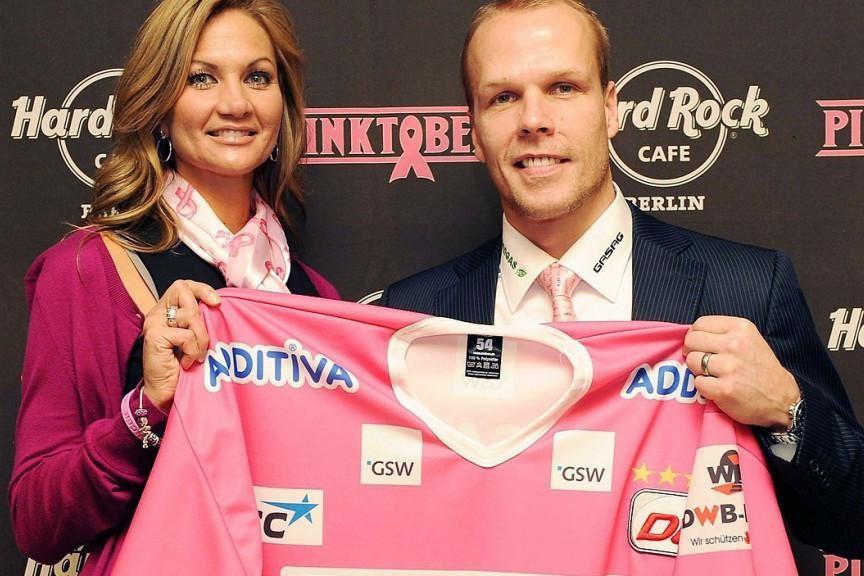 2011: Jodi und Stefan Ustorf
