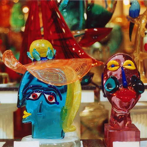 The Building of Ancient Art: The History of Murano Glass